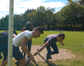 Gaelic Football And Hurling